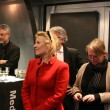 Anders Rabenius, Annmari Kastrup and Anna Asker at the opening of the roadshow